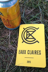 There was no Miller Lite to be found at Eaux Claires.